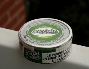 skoal apple long cut