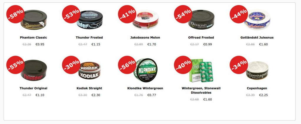 Some of our products currently on super sale!