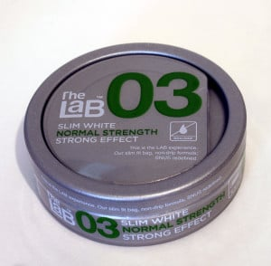 Lab Series 03 Snus