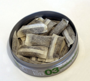 Lab Series 03 White Snus Portions