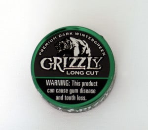 Dark Wintergreen Can