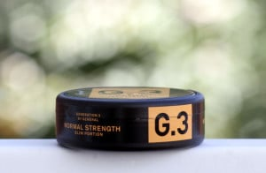 General G3 Normal Strength Snus