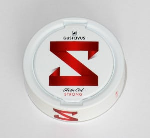 gustavus slim cut strong snus