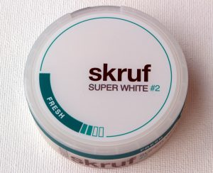 Skruf Super White #2