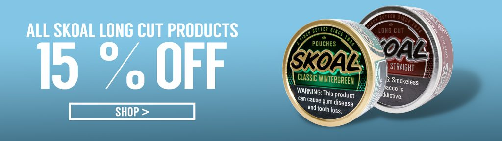 Skoal Long Cut Sale