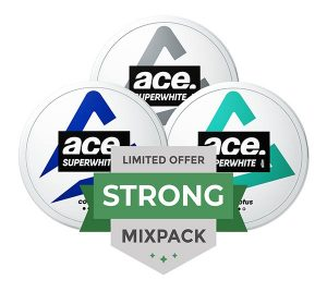ACE mixpack 3pack